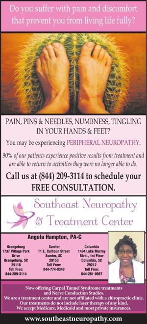 Southeast Neuropathy / FA