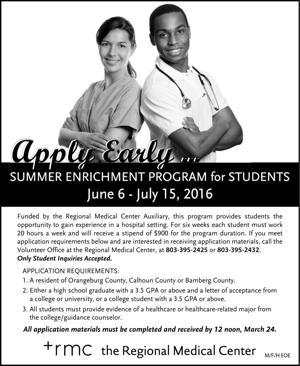 RMC Summer Enrichment / FA