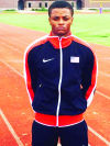 Kemp competes in USATF Junior Pan Am Championships