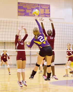 Branchville's Funchess named to All-State volleyball team