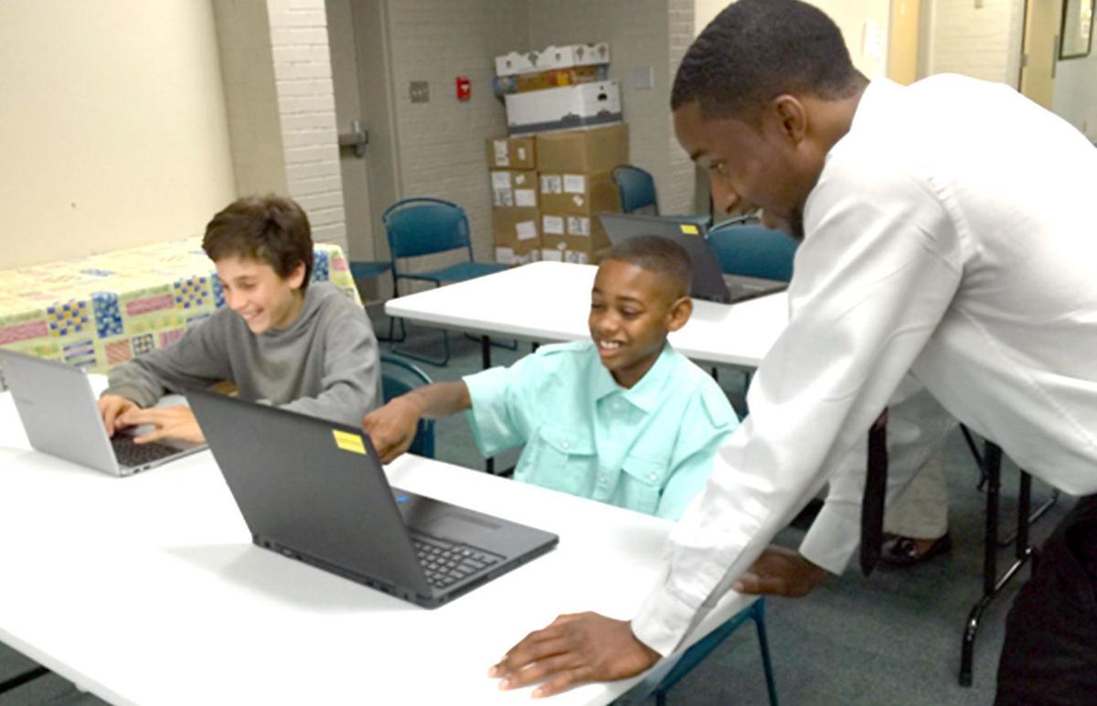 teens learn computer programming coding skills at ocl workshops teens learn computer programming coding skills at ocl workshops