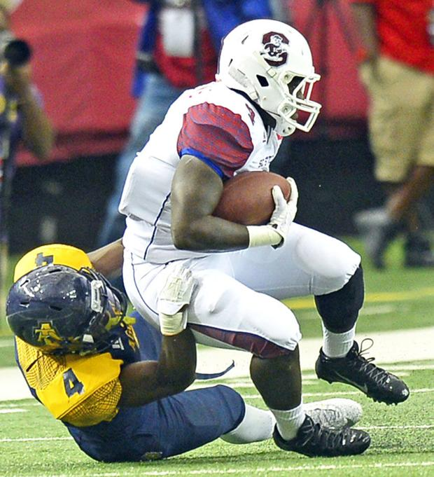 S.C. State can throw MEAC race into chaos