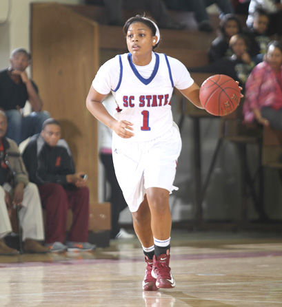 Lady Bulldog picked for 2nd team All-MEAC