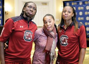 Staley-led USC women picked to win SEC