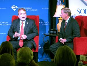 Sen. Graham: Remark about helping white men was joke