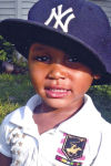 Little Miss NiAsia Shirley Ravonna Washington