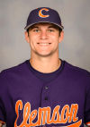 Clemson catcher to play for national team