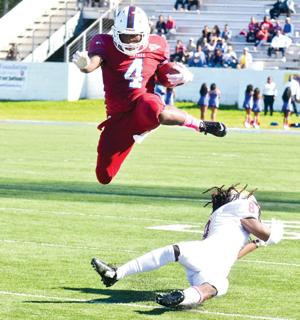 'Poor' offense is Pough's focus for homecoming foe