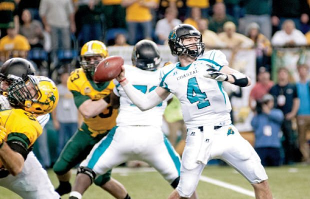 Coastal picked to win Big South - and feature league's top players