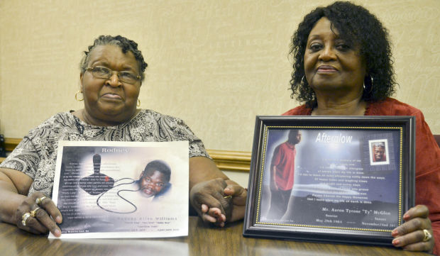 Two mothers who lost sons in hit-and-runs seek justice