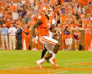 "Clemson's new QB Watson making even his coach say ""Wow!'"