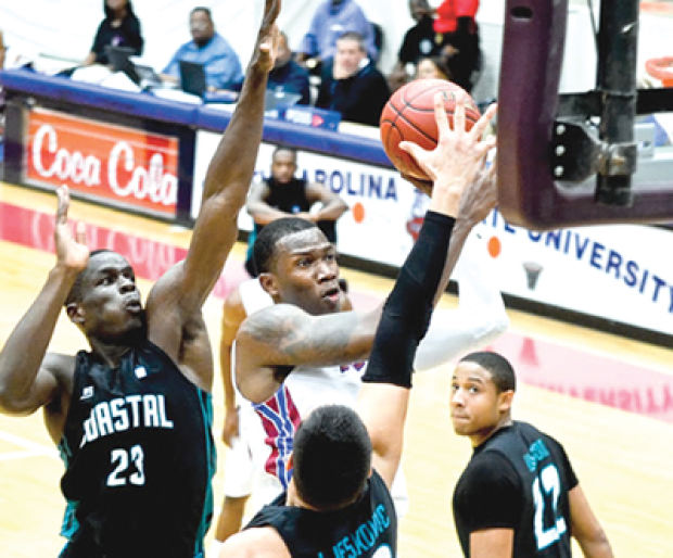 Former S.C. State men's player signs Greek professional contract