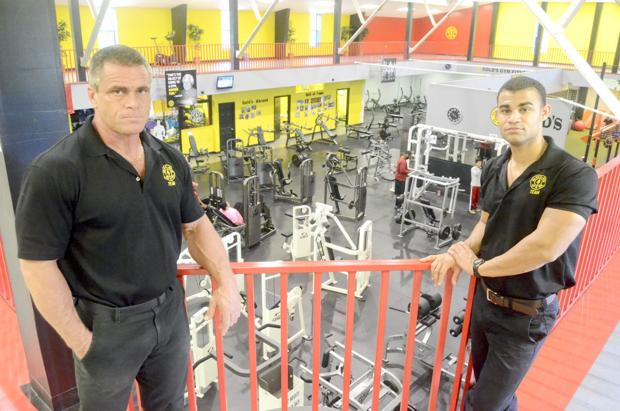 "This ""Gold's Gym"" business is competing for worldwide honor"