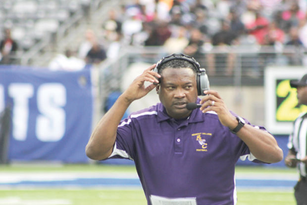 Benedict coach says team better prepared for S.C. State in classic