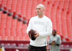 South Carolina great Shaw gets starting nod for Browns