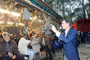 In final days of campaign, Sheheen says he'll push for Medicaid, roads