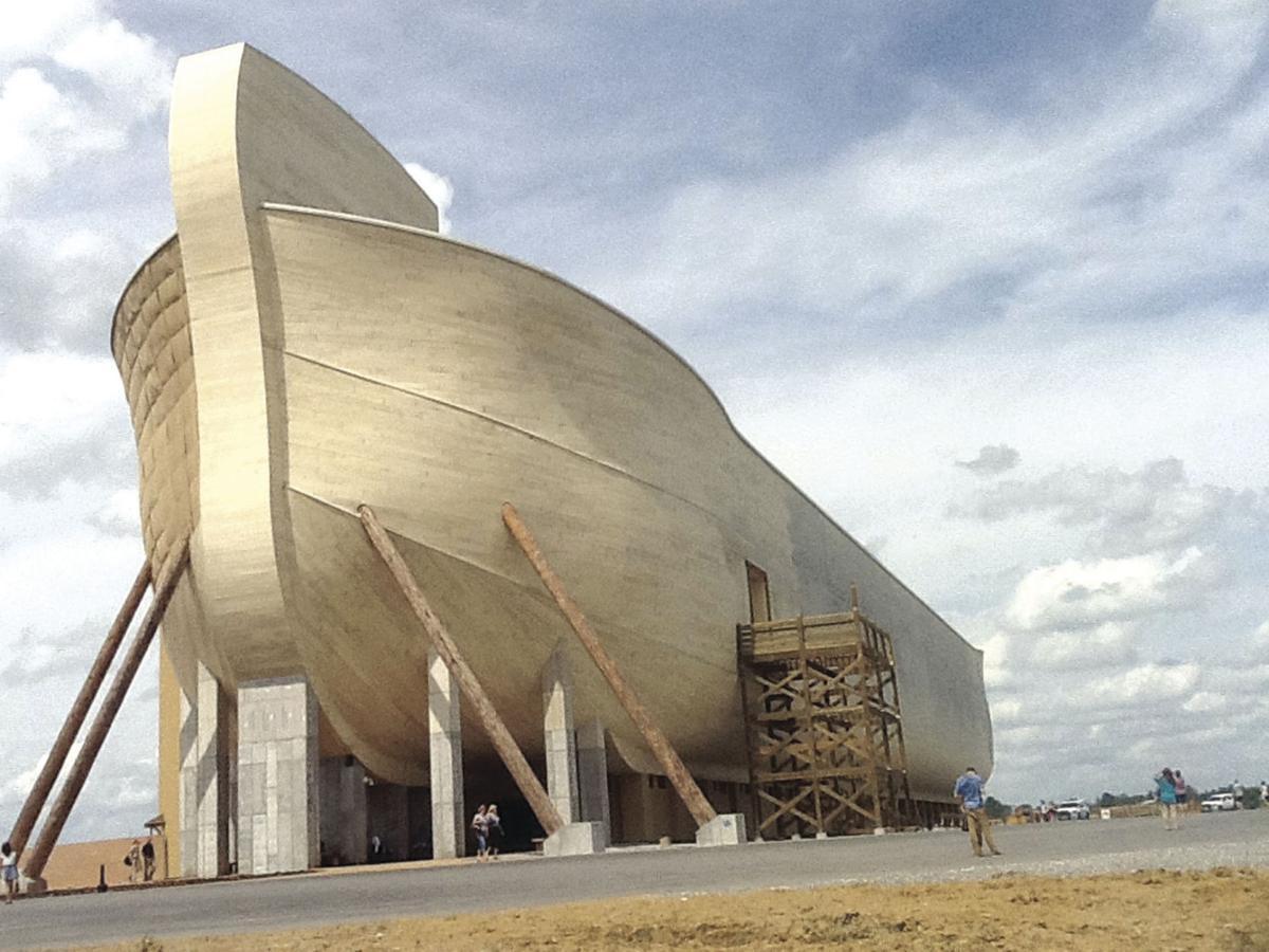 Visiting Noah S Ark Orangeburg Historian Enlightened By