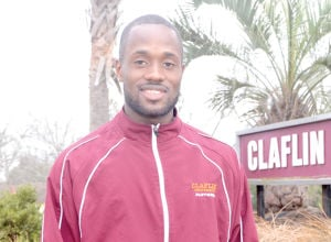Claflin track athlete Dennis Bain qualifies for Commonwealth Games