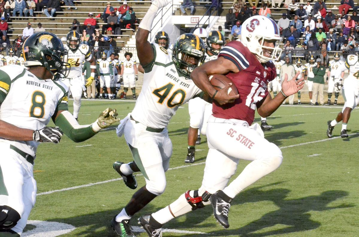 Bulldogs stopped in 13-10 loss to Norfolk State | Sports ...