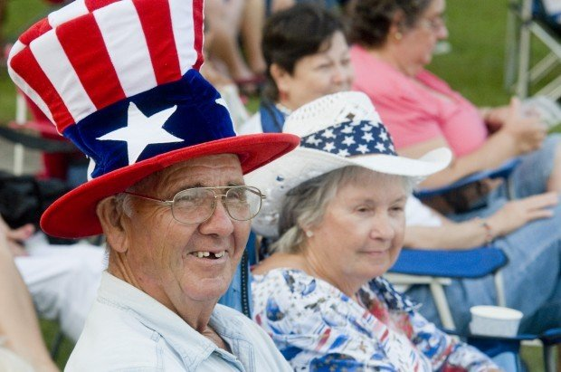 Collection : Photo gallery: Cordovas Fourth of July celebration
