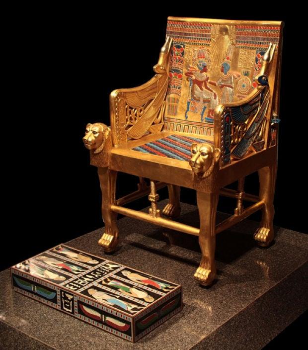 2018 Grand American Coon Hunt >> Display recalling King Tut's treasures returns for museum's 25th year