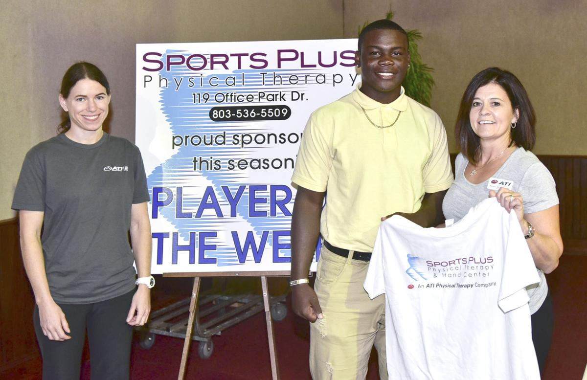 Td Club Presbyterian 39 S Nichols Says Football Is Valuable