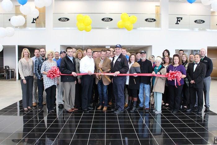 Don Franklin opens new facility | News | thetimestribune.com