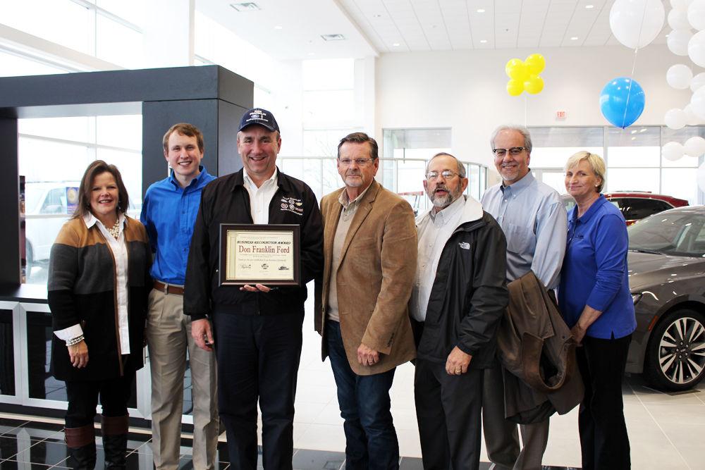 Don Franklin London Ky >> Don Franklin opens new facility | News | thetimestribune.com