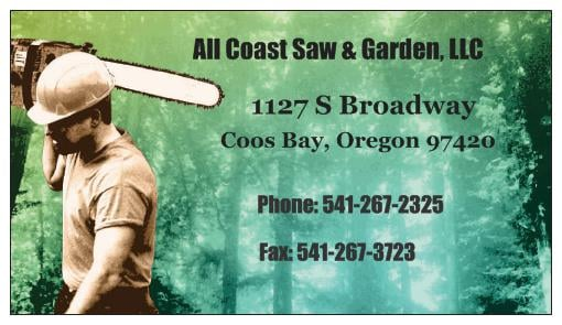 All Coast Saw and Garden
