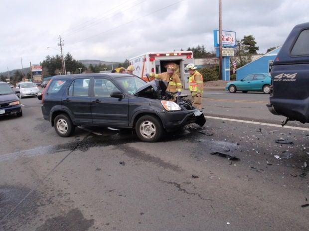 Newport crash injures Coos Bay man | Local News ...