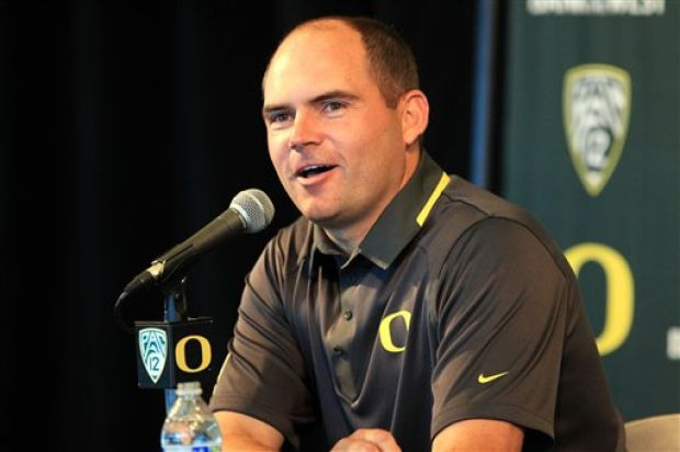 Signing Day Press Conference: Mark Helfrich thumbnail