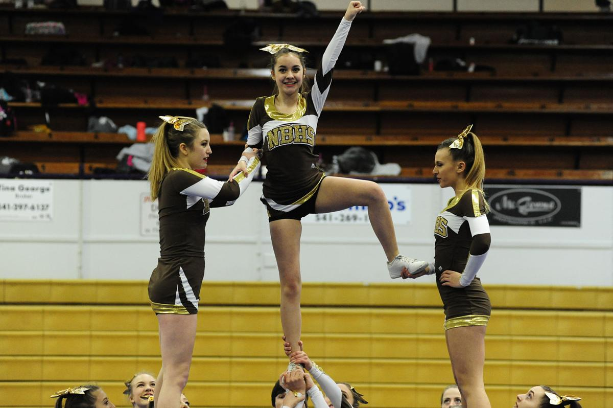 a experience from competition of cheerleader The hoover high school 2016-17 competitive cheerleading squad celebrates   said her experience at the national competition was amazing.