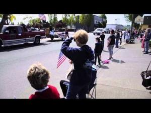 Coos Bay Memorial Day Parade 2015