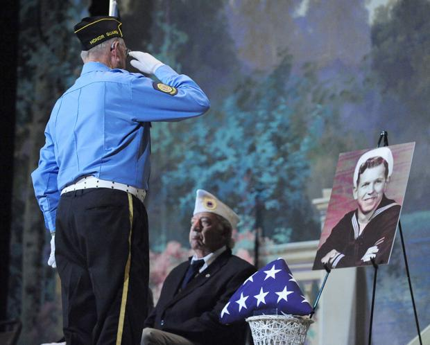 Community pays final respects to Gene Melton