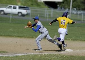 Marshfield vs. Siuslaw Baseball