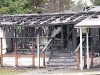 Police say arsonist burned home