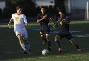 North Bend vs. Brookings Harbor Boys Soccer