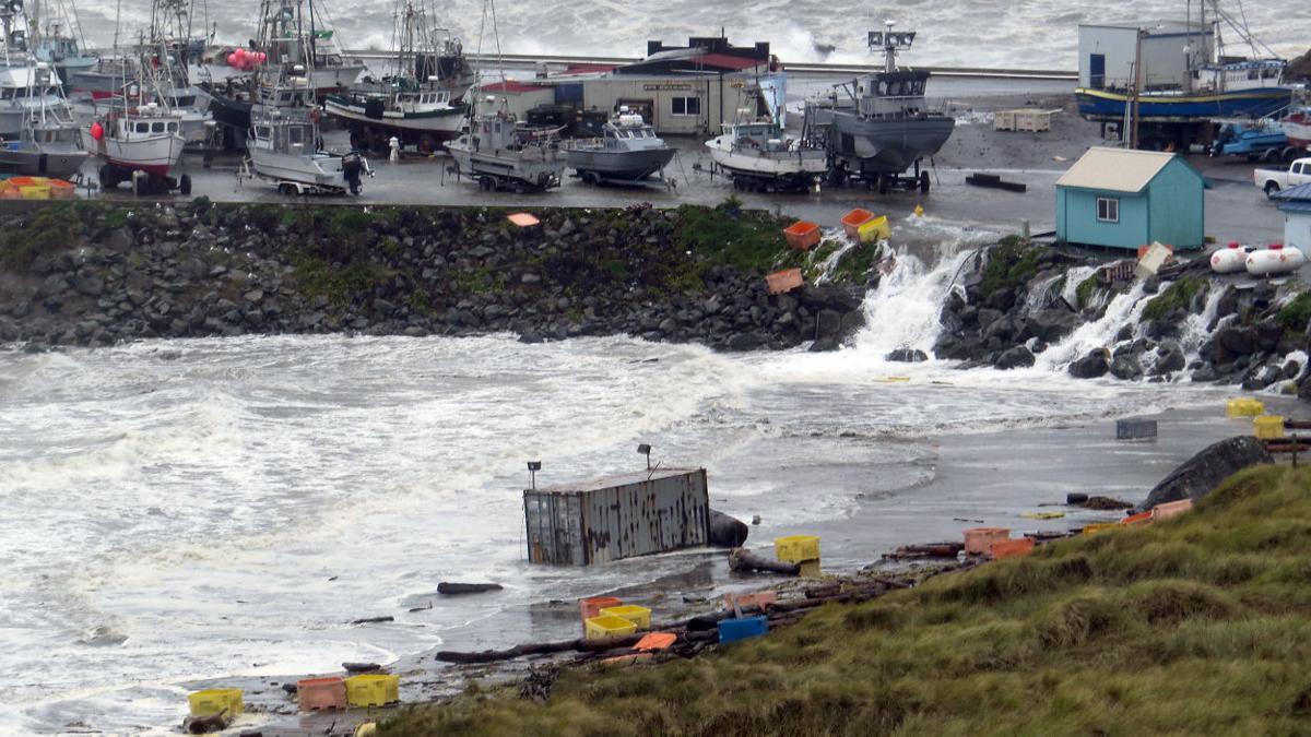 news articles photos record storms trigger evacuations oregon
