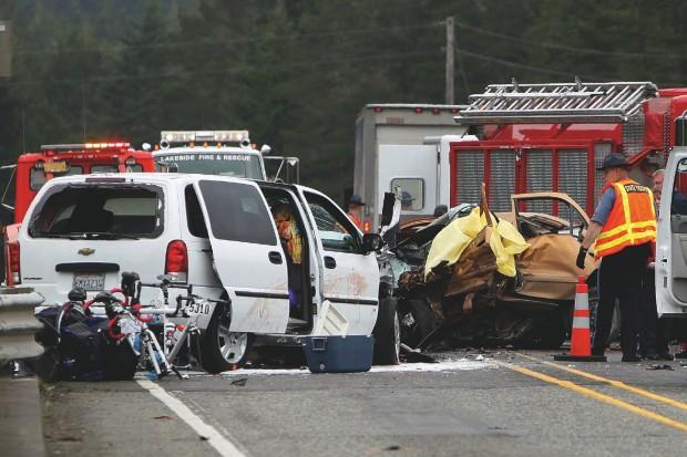 Car Crash Under Investigation Bandon Western World