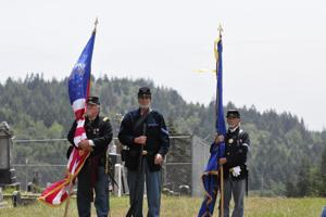 Sailor-Soldier Monument rededication