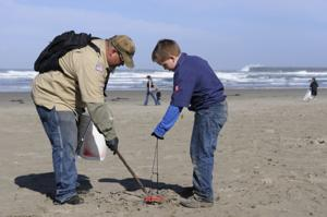 Bastendorff Beach Clean-up