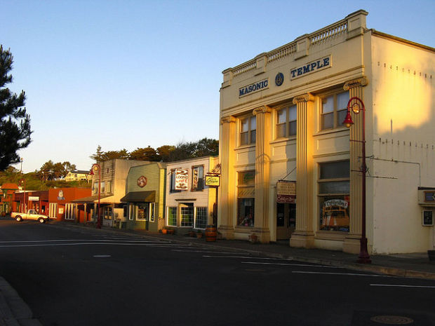Bandon Masonic Building named to historic register