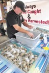 Pair keeps clam about burgeoning biz