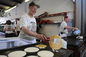 50th Annual Pancake Feed