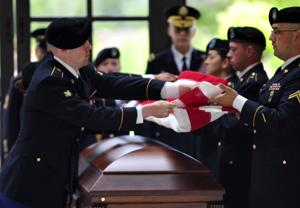 Cpl. Ben Lee Brown laid to rest