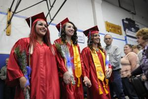 Myrtle Point High School Graduation