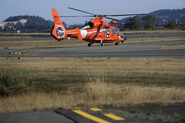 Coast Guard Air Station North Bend hosts STAN