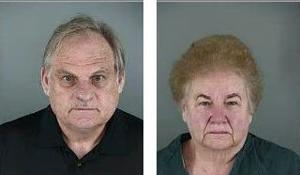 Fugitive Coquille pastor and wife jailed in Arizona