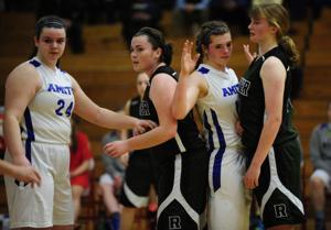 Rainier vs. Amity Girls 3A Basketball