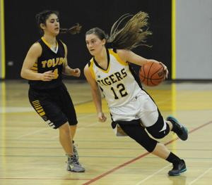 Bandon vs. Toledo Girls Basketball